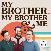 MBMBaM 304: Chicken Soup for Boys: This episode's just full of heapin' helpin's of that good old down-home wisdom -- the kind that just warms up yer bones and renews your spirit, right when you need it. It's sagely as heck. Dig on into a plateful of grateful. Suggested talking points:...