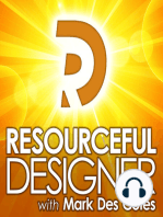 Introduction to the Resourceful Designer podcast - RD001