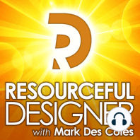A Proven Strategy For Getting Design Referrals - RD067: Can you use more design referrals? We are graphic designers. We have the know-how and creative ability to promote our own business like no other businesses can. We can tweak our websites to get the absolute most out of them. We can go out and network...