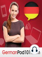 Basic Bootcamp #2 - Basic German