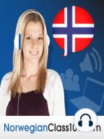 Norwegian Pronunciation #2 - The Pronunciation of Vowels in Norwegian