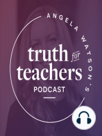 EP11 How to keep teaching when your personal life is falling apart