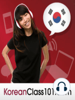 How to Learn Korean with our FREE Innovative Language 101 App!