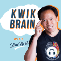 135: Kwik Tips to Sleep Better: How do you master your sleep? When I ask the Kwik Brain community about sleep, I usually get polarized answers—either people sleep great and wake up refreshed, or they really struggle with falling and staying asleep, and wake exhausted....