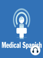 Anesthesia – A Clinical Dialogue in Spanish