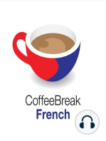 Welcome to Coffee Break French Season 4