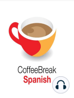Season 3 – Lesson 31 – Coffee Break Spanish