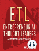 Tom Byers (Stanford Technology Ventures Program) - The Role of Entrepreneurship in Solving World Problems