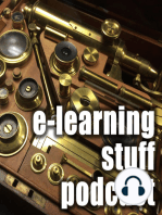 e-Learning Stuff Podcast #008 - Forcing the windows open!