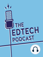 Coming soon...a new series on The Edtech Podcast