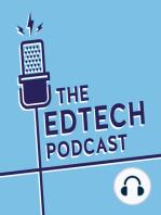 #51 - How can tech save teachers time? Innovation & efficiency