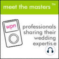 Meet the Masters with Wedding cake designer Ron Ben-Israel: Ron Ben-Israel is one of the most well known wedding cake designers in the world.  I had the chance to interview Ron in his bakery in SOHO New York.  Ron talks about his phiosophy on wedding cakes.  We discuss color, shape and flavor.  Ron takes us thr...