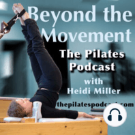 Beyond the Movement September 10th, 2006 Episode 025: Lee Cooper. On this week's episode Heidi interviews ballet and modern dance instructor Lee Cooper.