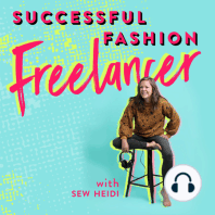 SFD013: The Step by Step Production Process for Fashion Design Entrepreneurs: In this episode I'm chatting with Abbie Ellis, co-founder ofStitch Method- a Chicago fashion agency that helps you DEFINE your market, DEVELOP your product and DELIVER it to your customers. In the interview, she walks through a step by...