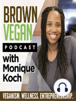 #27 Going from Vegetarian to Vegan, Natural Hair & Juicing   A Conversation with Naturalee Happee