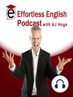 Effortless Englsih Teleseminar June 2013