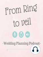 Episode 10 - What Wedding Dress Style Looks Best on You - From Ring to Veil a Wedding Planning Podcast