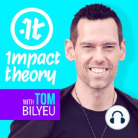 #014: How to Overcome Trauma and Take Back Your Life | Wesley Chapman on Impact Theory: Wesley Chapman has been an entrepreneur since the tender age of eight-years-old. Transforming the ashes of his youth into the beauty that is his life's current work, he sits down with Tom Bilyeu to discuss overcoming victimization and the power of...