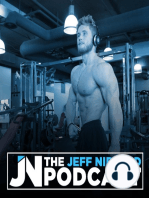 Episode 10 - Peak Week, Reverse Dieting & Stubborn Fat feat. Cliff Wilson