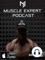 30 - Brad Schoenfeld, latest research on the mind muscle connection, future of nutrition and training optimization, eccentric training and more!