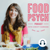 #91: Becoming an Anti-Diet & HAES Dietitian with Jennifer McGurk, Eating-Disorders Specialist: Body-positive dietitian Jennifer McGurk shares her history of body shame and disordered eating, her journey to recovery, how her career evolved alongside her own relationship with food, why she's fighting to make Health at Every Size training part of...