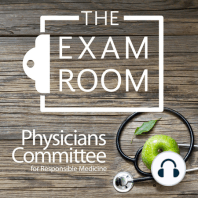 """Eat More, Weigh Less: Calories & Plant-Based Diets: What if losing weight doesn't mean cutting back on portion sizes? Is there a way to really eat more but weigh less? That's what """"The Weight Loss Champion"""" Chuck Carroll explores on this episode of The Exam Room™. The concept may sound too..."""