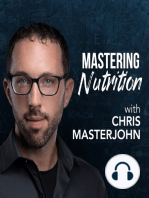 Ask Me Anything About Nutrition, February 23, 2019 | Mastering Nutrition #61
