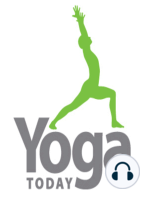 A YogaToday Quick Tip with Sarah Kline. The Nadi Shodhana breathing technique.