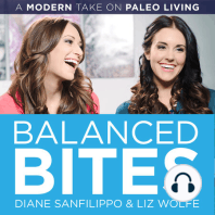 #344: Gut Microbiome & Food Intolerances, & Carbs: TOPICS  News and updates from Diane & Liz [1:49]  Balanced Bites spices  Balanced Bites Master Class   What we've eaten so far today [3:24] Healing food intolerances [8:51] Distinction between types of carbs [21:52] Stress relieving...