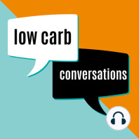 """142: Emma and Carla Papas On McDonald's Trying To Get Healthier Serving Kale: Australian health and wellness sister bloggersEmma and Carla Papasjoin our hostsJimmy MooreandDietitian Cassietoday in Episode 142 of""""Low-Carb Conversations With Jimmy Moore, Dietitian Cassie &..."""