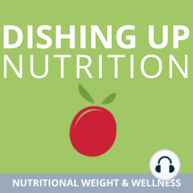 Weight Gain During Menopause: This week Darlene Kvist and Cassie Weness discuss solutions to hot flashes, hormonal weight gain, mood swings and more on Dishing Up Nutrition.