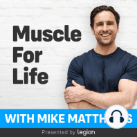 """The Definitive Guide to the """"Push Pull Legs"""" Routine: If you want to know what the push pull legs routine is, how it works, and how to make it work for you, then you want to listen to this episode."""