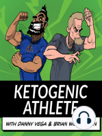 Episode 93 – Luke Pulscher goes over the top with Keto