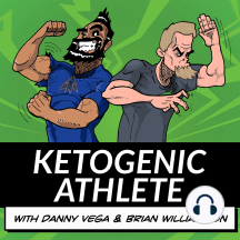 Episode 57 – Zach Bitter is low carb and high mileage: Zach Bitter is a world and US record holder in several events, and he maximizes his training by choosing his nutrition carefully. Using keto/lchf, Zach has been able to take his performance to the next level and recover quickly.