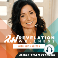 #235 REVING The Word: Press On (Week Eight #revwellbook)- Tabata Intervals: faith-based fitness training