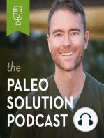 The Paleo Solution - Episode 308 - Mark Schatzker - Hyperpalatability Of Food