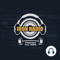 Episode 439 IronRadio - Topic Coffee, Caffeine and Training Update