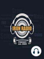 Episode 343 IronRadio - Topic News and Gym Talk