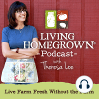 LH 154: The Homemade Kitchen with Alana Chernila: LH 154:Big flavor in a waste free kitchen You asked for it, so host Theresa Loe brought back author Alana Chernila for another episode! This time, they chat about getting the very best flavors from our produce and how to use left over scraps so...