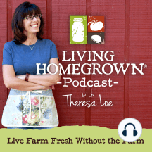 LH 26: The Hands-On Home - Interview with Erica Strauss: The Hands-On Home book was just released a few days ago and features DIY cooking and home keeping projects for a more productive home. Host Theresa Loe got a sneak peak at this book and she brings on author/blogger Erica Strauss to share what this...