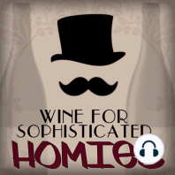 Episode 13: What's in a Glass?: On this episode, Sommeliers Ben Draper and Jason Booth break down the basics of wine glasses so that the information is crystal clear. CRYSTAL CLEAR.  Enjoy these two Homies while they go back and forth explaining just what's so special...