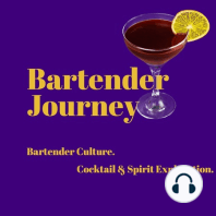 Bartender Continuing Education: This week on the Bartender Journey Podcast, its a recap of the Bar Smarts Advanced course -- an amazing recourse for Bartender Education.How do you develop your tasting palate? How do you describe what you are tasting? Plus, making cocktails for Mr. Da...