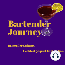 Cocktail Competition, Vodka Distilled & more: This week on Bartender Journey Podcast # 125 there is a lot going on!Mandarine  Napoléon cocktail competition in New Orleans during Tales of the  Cocktail 2015.  We talk with owner of Mandarine  Napoléon Marc de Kuyper and get a chance to talk to some of...