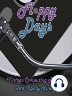 Floppy Days 67 - The HP85B Computer, Part 3, with Everett Kaser and Vassilis Prevelakis