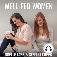 #001: Our Stories, Weight Loss on Paleo, & Finding the Right Carb Intake: BIG NEWS! Today is the official launch of The Paleo Women Podcast! - Over the past few months, my friend Stefani Ruper (of paleoforwomen.com) and I have been talking about how we'd love to collaborate together in some form or capacity.