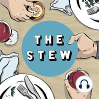 """Tinned Fish & Tapas Talk with Karl Hess: This weeks Episode of The Stew features Karl Hess,  a stand up comedian who actually knows a lot about food, and cohosts the other food pod """"Yelling About Pate."""