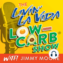 """1442: Martina Johansson - 2018 Low-Carb Cruise Lecture: Swedish bio-hacker,blogger, and authorMartina Johanssonis our special guest today in Episode 1442 of""""The Livin' La Vida Low-Carb Show.""""   Have you heard about the annualLow-Carb Cruisethat our host Jimmy..."""
