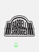 The Intersection of Medicine, Muscle, and Strength Training w/ Dr. Jordan Metzl, Anders Varner, Doug Larson, and Kenny Santucci — Barbell Shrugged #394
