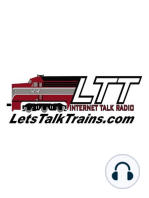 An Interview with Doug Alexander and his trip on the Amtrak Inspection Train