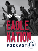 EP092 - Aron Lanie, Team RWB Wilmington (NC) Chapter Captain, Yoga Instructor, U.S. Army Veteran